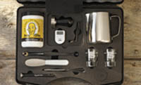 Barista Kit Pro with 53mm convex tamper