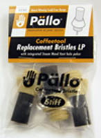 Stiff bristle Coffeetool cartridges (3 pack)