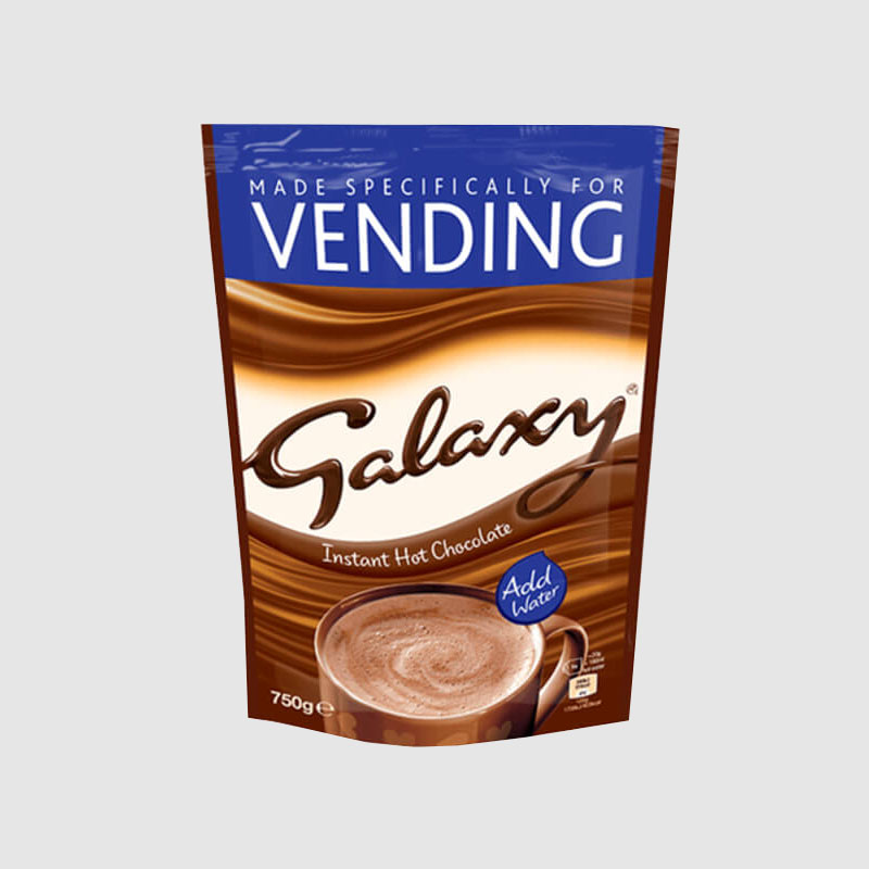 Galaxy Instant Hot Chocolate 750g Bags (10)