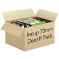 73mm Incup - Decaf Mixed Pack