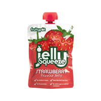 Jelly Squeeze Strawberry (95g) 16