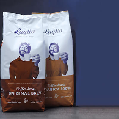 Laqtia Coffee Now Available
