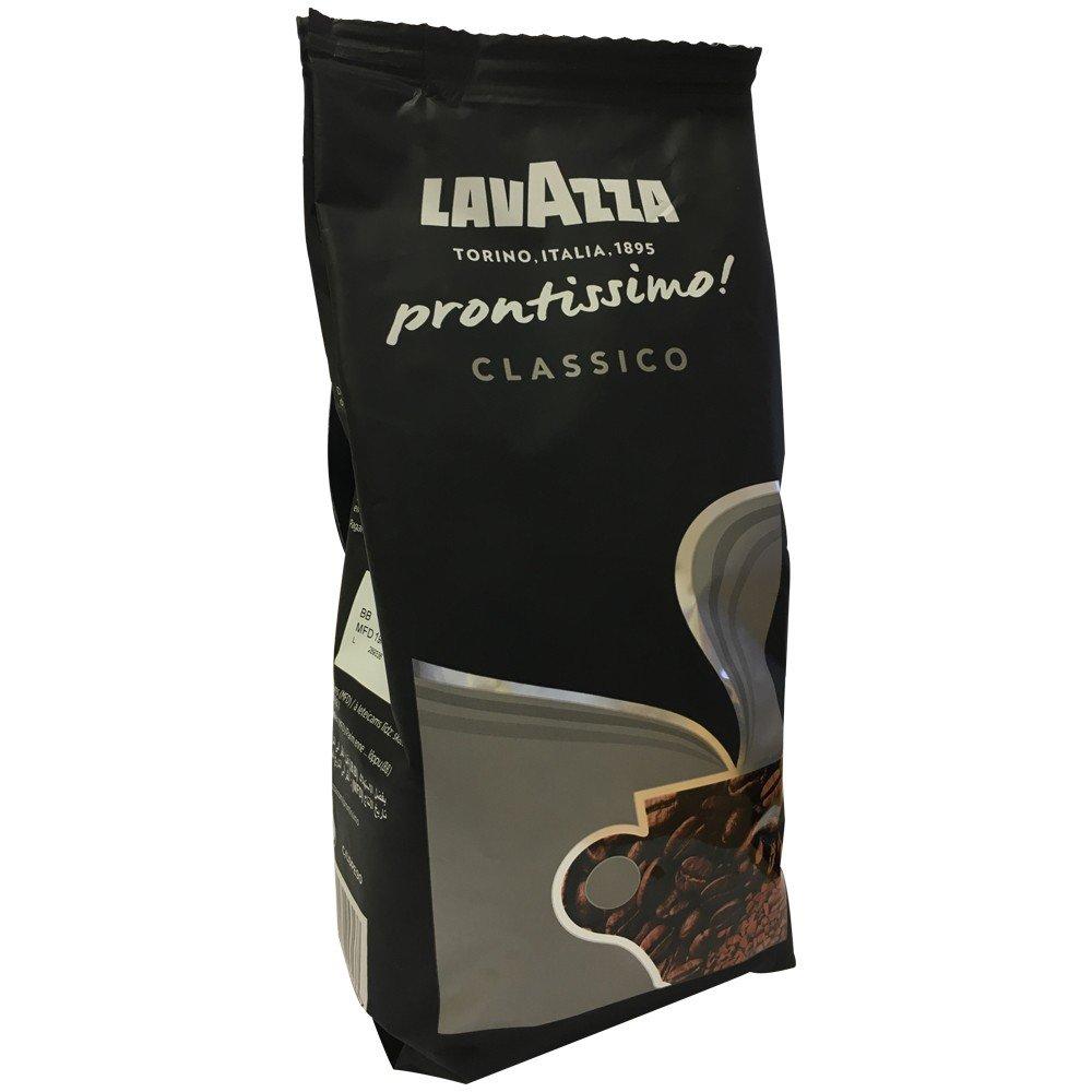 Lavazza Prontissimo Micro Ground Vending Coffee 300g (9)