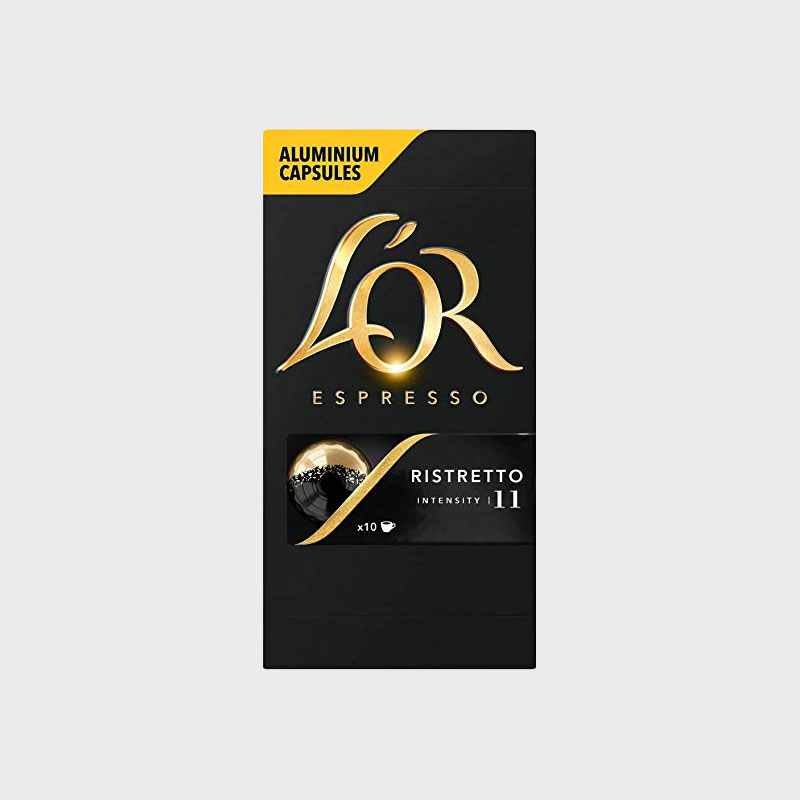 L'or Ristretto Nespresso Compatible Pods (40)