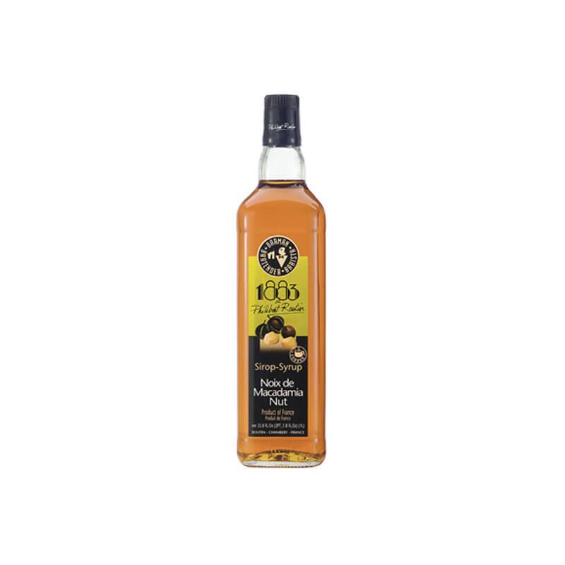 Routin 1883 Syrup - Macadamia Nut