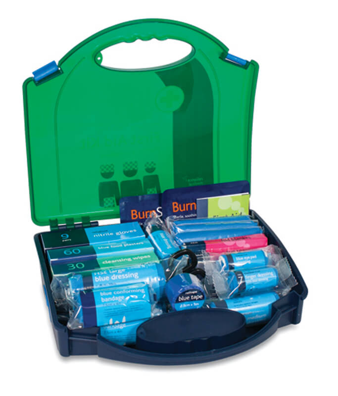 Medium Catering First Aid Kit BS8599-1 Compliant