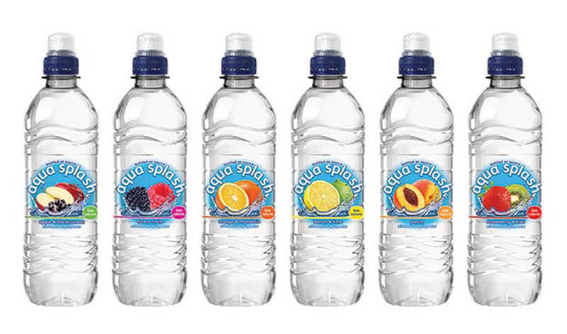 Aqua Splash Forest Fruits 500ml (24)