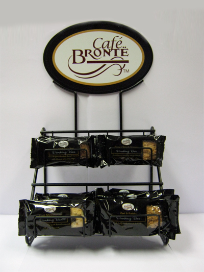 Cafe Bronte Biscuit Stand
