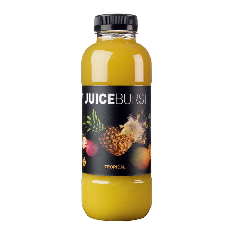 Juice Burst Tropical 330ml (12)