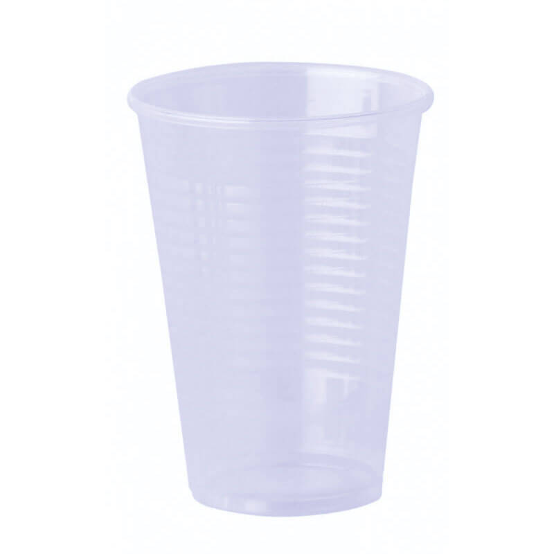 7 8 Oz Clear Blue Water Cups 1000 Refreshment Shop Coffee Tea Biscuits And More