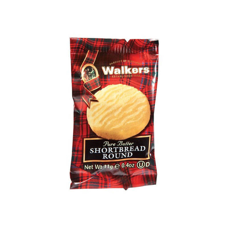 Walkers Mini Shortbread Round
