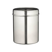 Stainless Steel Storage Cannister