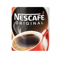 Klix Nescafe Original Black (375)