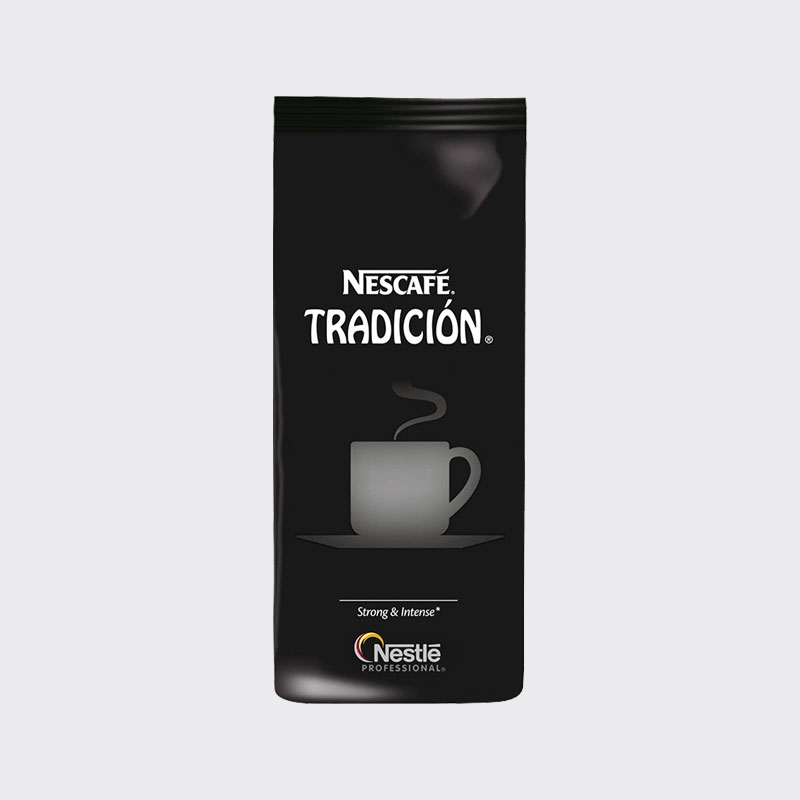 Nescafe Tradicion Bags for Vending - 500g (12)