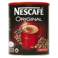 Nescafe Coffee Catering Tin 750g