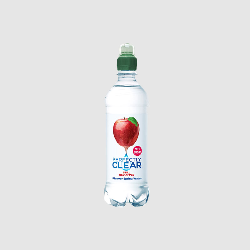 Perfectly Clear Flavoured Water - Red Apple