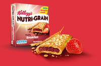 Kellogs Nutrigrain Strawberry 37g (28)