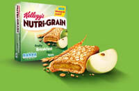 Kellogs Nutrigrain Apple 37g (28)