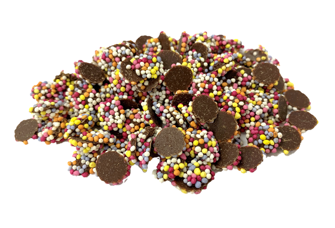 Chocolate Fruit Jazzies 500g