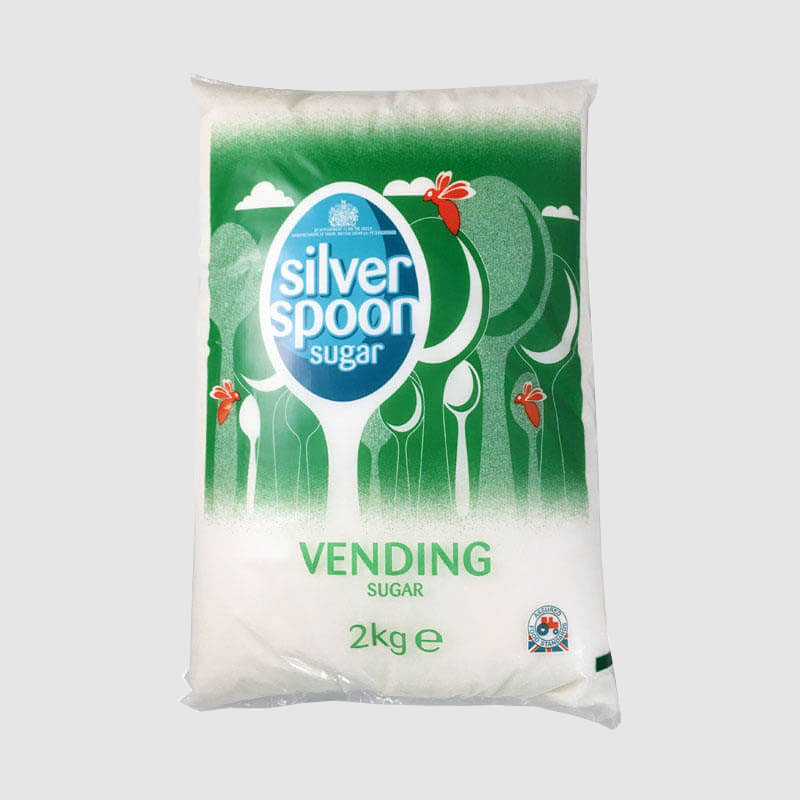 Silver Spoon White Vending Sugar 2kg (6)