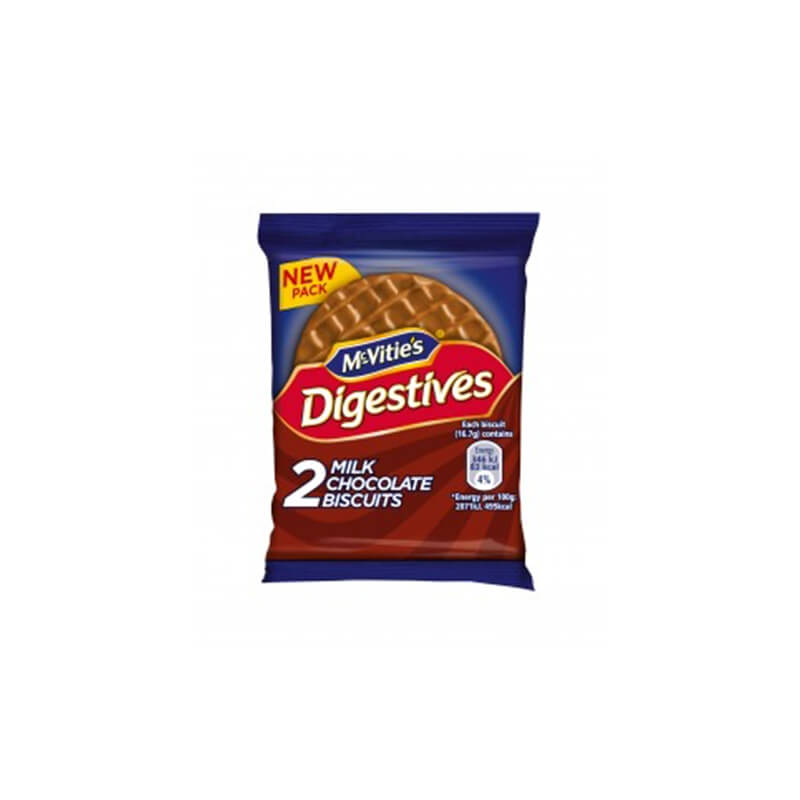 McVities Twin Pack Chocolate Digestives (24)