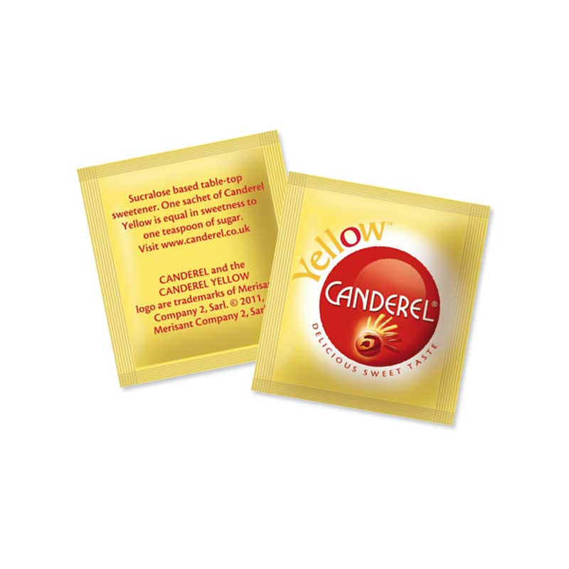 Canderel Yellow Sweetener Sachets (1000)