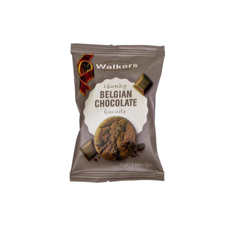 Walkers Belgian Chocolate (100)
