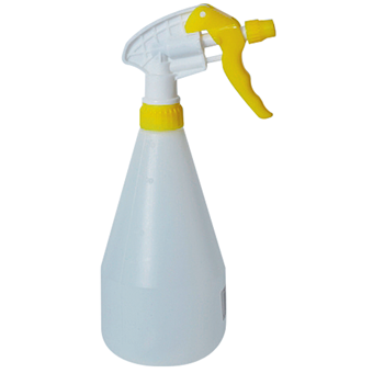 Yellow Spray Bottle 750ml